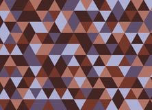 Vector современная красочная картина треугольника геометрии, конспект цвета Стоковая Фотография