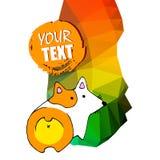 Vector уши белизны любимчика иллюстрации corgi собаки welsh животные бесплатная иллюстрация