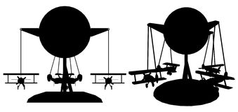 Vector 04 del carrusel libre illustration