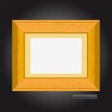 Vector 2 del marco Fotografía de archivo libre de regalías