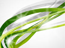 Vector absract green background. Vector illustration for your design Royalty Free Illustration
