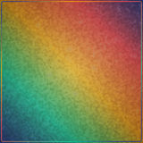 Vector abstarct rainbow background Royalty Free Stock Photos