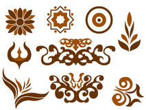Vector - Abstract 10. Vector Elements stock illustration