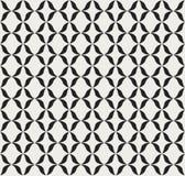 Vector abstract arabesque naadloos patroon Geometrische klassieke achtergrond Uitstekende art decotextuur stock illustratie