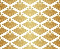 Geometric Diamond Vector Seamless Pattern. Abstract Art Deco Background. Classic Stylish Texture. vector illustration