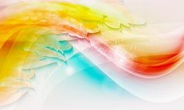 Vector abstract backdrop Stock Photos