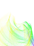 Vector abstract background. Without gradient, place for text Vector Illustration
