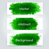 Vector abstract background. With big splash and place for your text. Grunge Vector Illustration. Splatter template Stock Photo