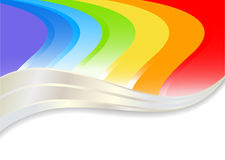 Vector abstract background in bright color royalty free stock photos