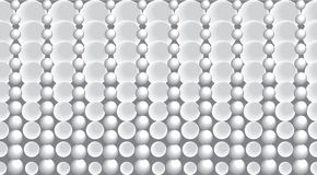 Vector abstract background with bubbles Stock Photos