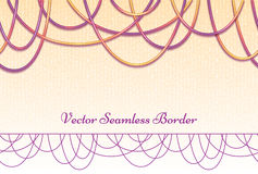 Vector abstract background with colored beads. Royalty Free Stock Photo