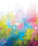 Vector abstract  background. Stock Photography