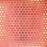 Vector abstract background - Cool pink cell structure Royalty Free Stock Photos
