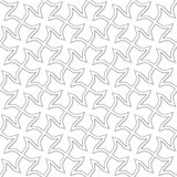 Vector abstract background - cross seamless patter. Vector abstract background - gray cross seamless pattern royalty free illustration