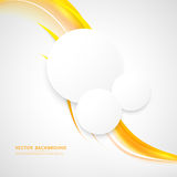 Vector abstract background design Royalty Free Stock Photo