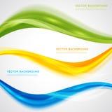 Vector abstract background design Stock Photos