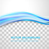 Vector abstract background design wavy. Brochure design templates collection and waving Stock Image