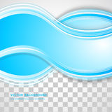 Vector abstract background design wavy. Brochure design templates collection and waving Stock Photo