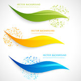 Vector abstract background design Royalty Free Stock Photos
