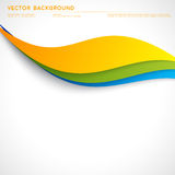 Vector abstract background design Royalty Free Stock Images