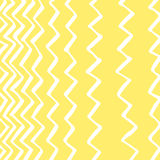 Vector abstract background for design, zigzag stripes. Handmade Royalty Free Stock Photos