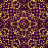 Vector abstract background in eastern style Stock Image