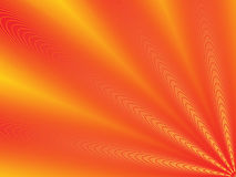 Vector abstract background with fiery gradient Stock Images