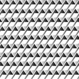 Geometric seamless pattern. Royalty Free Stock Image