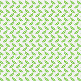 Vector abstract background. Green vector abstract floral leaf background pattern Royalty Free Stock Photos
