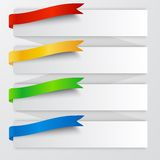 Vector abstract background. Label color Stock Photos
