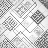 Vector - abstract background with labyrinths. The abstract background with labyrinths Stock Photography