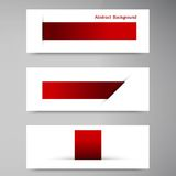 Vector abstract background. Lines color geometric Royalty Free Stock Photo