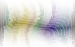 Vector abstract background, pastel. 2d vector Stock Image