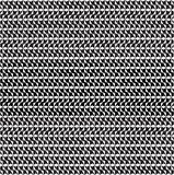Vector abstract background pattern made from black and white cube shapes for art graphic designs Stock Photos