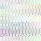 Vector abstract background, rainbow Stock Photography