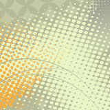 Vector abstract background, rainbow Royalty Free Stock Photos
