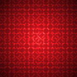 Vector abstract background. Red vector abstract background pattern Stock Photography