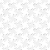 Vector abstract background - seamless 8-bit patter Stock Photo