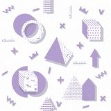 Vector abstract background seamless Royalty Free Stock Photography