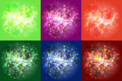 Vector abstract background_005 royalty free stock photo