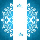 Vector abstract background with space for text. This is file of EPS10 format Royalty Free Stock Photography