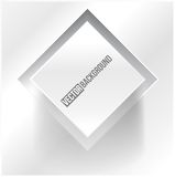 Vector abstract background square. Web Design Stock Photos