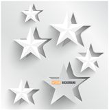 Vector abstract background stars. Web Design Stock Photos