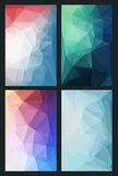 Vector abstract background in style flat Royalty Free Stock Photos