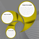 Vector abstract background for text Stock Photo