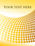Vector abstract background with text space Stock Photography