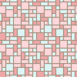 Vector abstract background - vintage seamless floo Royalty Free Stock Photos