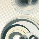 Vector abstract background, wallpaper Stock Image