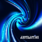 Vector abstract background with waves Royalty Free Stock Image