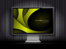 Vector abstract backgrounds Royalty Free Stock Photography